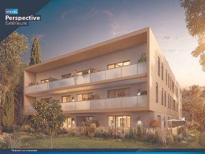 Aiguelongue T3 NEUF 57m²+ Terrasse7.50m² + Parking