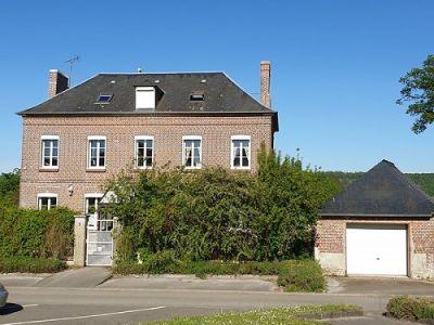 Maison de maître située entre Aumale et Blangy sur Bresle