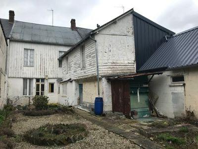 Maison située dans le secteur de Londinières