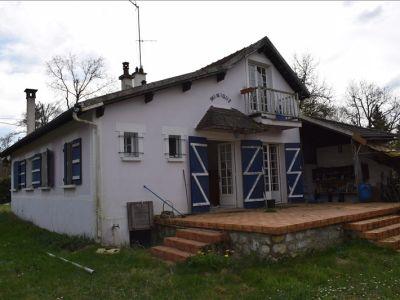 Casa de campo isolada 5 quartos