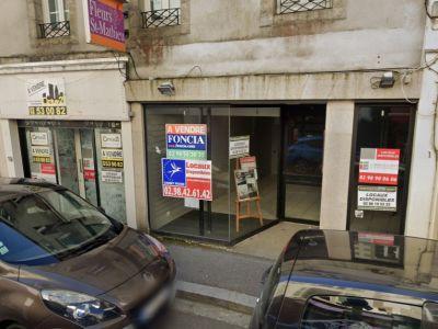 A VENDRE Local commercial Quimper 50 m²