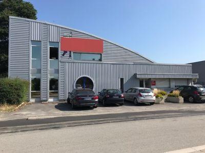 A LOUER Local d'activité Quimper 500 m²