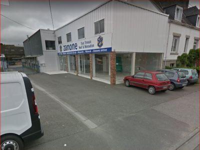 SOUS LOCATION Local commercial Quimper 100 m²