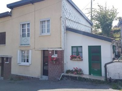 Maison de ville située à Aumale