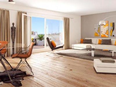 Les Lilas - 4 pièce(s) - 81 m2 - 4ème étage