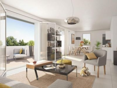 Asnieres Sur Seine - 3 pièce(s) - 69.5 m2 - 1er étage