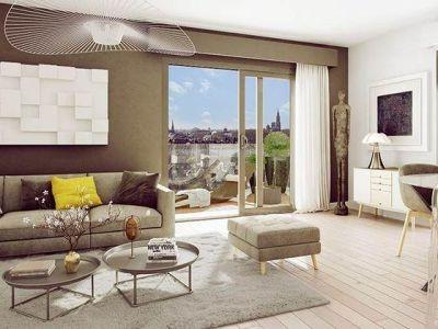 Asnieres Sur Seine - 5 pièce(s) - 98 m2 - 7ème étage
