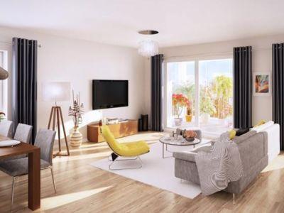 Issy Les Moulineaux - 5 pièce(s) - 102.49 m2 - 2ème étage