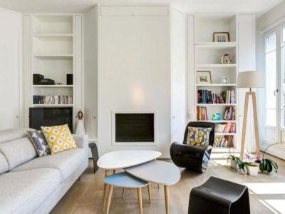 Les Pavillons Sous Bois - 2 pièce(s) - 40.8 m2 - 5ème étage