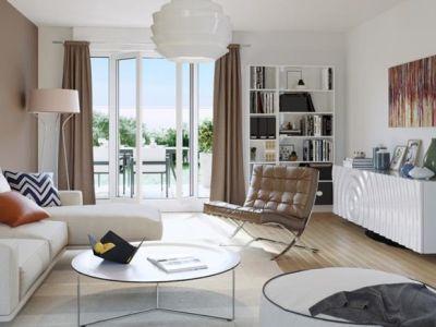 Colombes - 2 pièce(s) - 37 m2 - 5ème étage