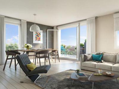 Fontenay Aux Roses - 4 pièce(s) - 75.43 m2 - 2ème étage
