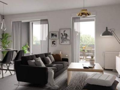 St Ouen - 3 pièce(s) - 63.52 m2 - 2ème étage