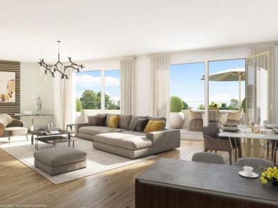 Fontenay Aux Roses - 4 pièce(s) - 83.46 m2 - 1er étage