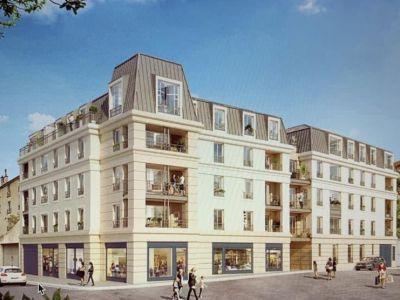 Fontenay Aux Roses - 3 pièce(s) - 61.41 m2 - 1er étage
