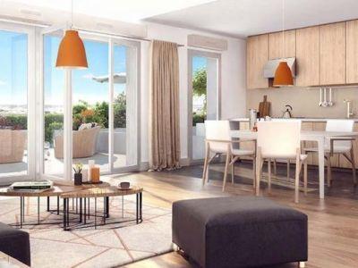 Fontenay Aux Roses - 5 pièce(s) - 96.01 m2 - 1er étage