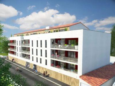 Appartement  Neuf Challans 4 pièce(s) 81,30M²