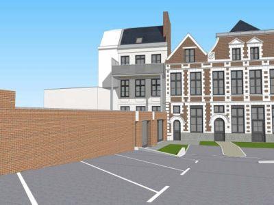 Arras - 3 pièce(s) - 108 m2 - Rez de chaussée