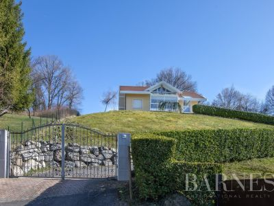 Sciez - Villa de 220 m² - Vue lac panoramique - Terrain de 5426