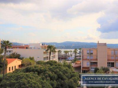 Cavalaire Sur Mer - 1 pièce(s) - 19 m2 - 3ème étage