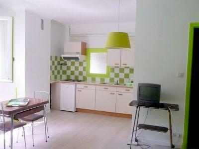 Appartement résidence les Sources n°2 - 40 m²