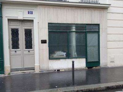 Paris 15 - 2 pièce(s) - 32 m2 - Rez de chaussée