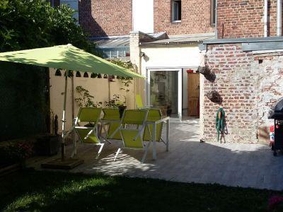 Maison Saint Quentin 8 pièce(s) 138 m2  4  chambres 1 bureau