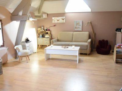 Bonnières-sur-seine - 2 pièce(s) - 52 m2