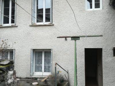 Maison de bourg 210m2 hab + garage 100m2 secteur  Le Monasti