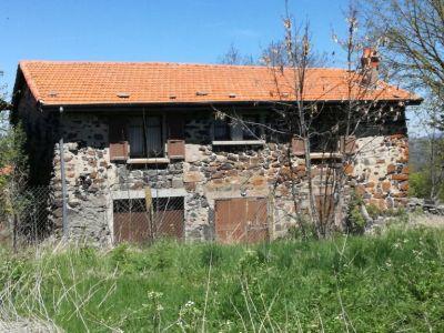 Maison de hameau secteur St Martin de Fugères