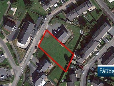 Terrain viabilisé 872 m2 Torigny les villes