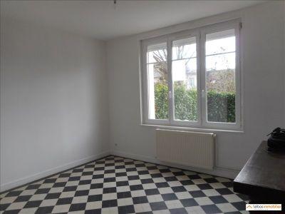 Fauville En Caux - 2 pièce(s) - 34.84 m2 - Rez de chaussée