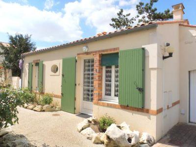 Vaux-sur-Mer - Maison F4 de plain-pied  - 74.58 m2