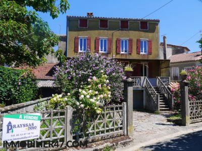 MAISON DE VILLAGE - 5 pièces - 138 m²