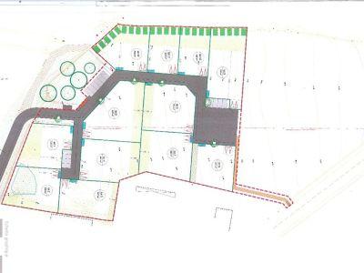 Terrains constructibles sur Cosmes à 24€HT/m²