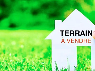 Terrain constructible 1026 m²