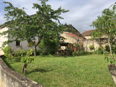Maison Persac 2 pièce(s) 60 m2