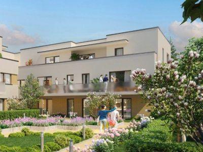 Charbonnières-les-Bains - T5 attique - 108 m2 - 4 chambres