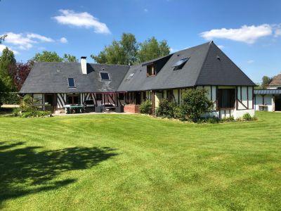 Maison Le Thuit Signol 5 pièce(s) 165 m2 + 50 mètres de dépendan