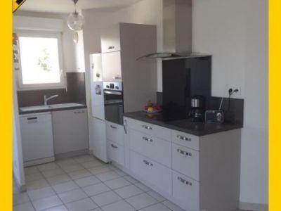 Toulenne - 3 pièce(s) - 59.5 m2 - 1er étage