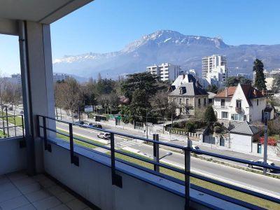 Appartement récent Grenoble - 2 pièce(s) - 44.52 m2