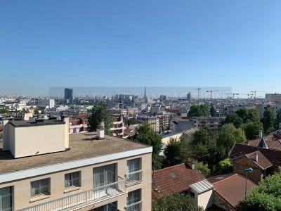 Issy Les Moulineaux - 3 pièce(s) - 62 m2 - 5ème étage