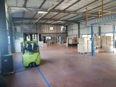 Local d'activité Quimper 560 m2