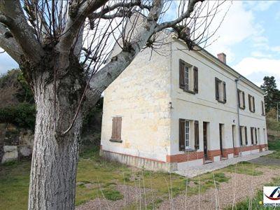 MAISON PIERRE DE TAILLE MONTOIRE SUR LE LOIR - 9 pièce(s) - 158