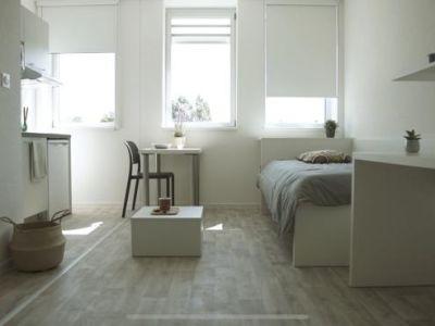 Strasbourg - 1 pièce(s) - 19 m2 - 4ème étage