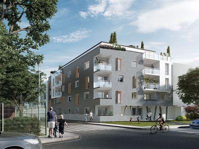 Appartement Neuf Nantes PROCE 2 pièce(s) 42.95 m2