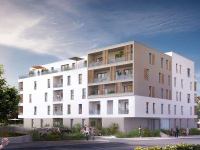 Appartement Saint Nazaire 3 pièce(s) 74,66 m2
