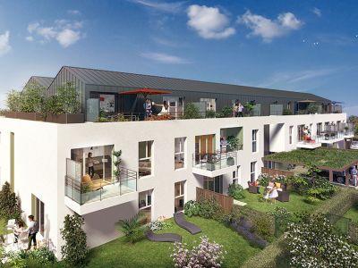 Appartement Olonne-sur-mer 3 pièce(s) 67,41m2