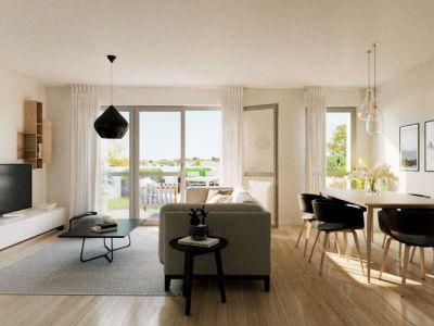 Appartement La Rochelle 2 pièce(s) 44.88 m2