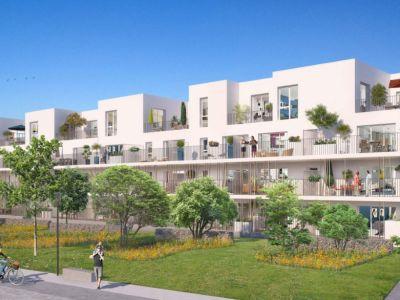 Appartement Saint Nazaire 3 pièce(s) 67,29m2