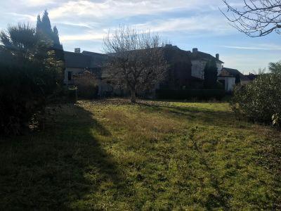 BAUDREIX - Grand terrain 3311 m²